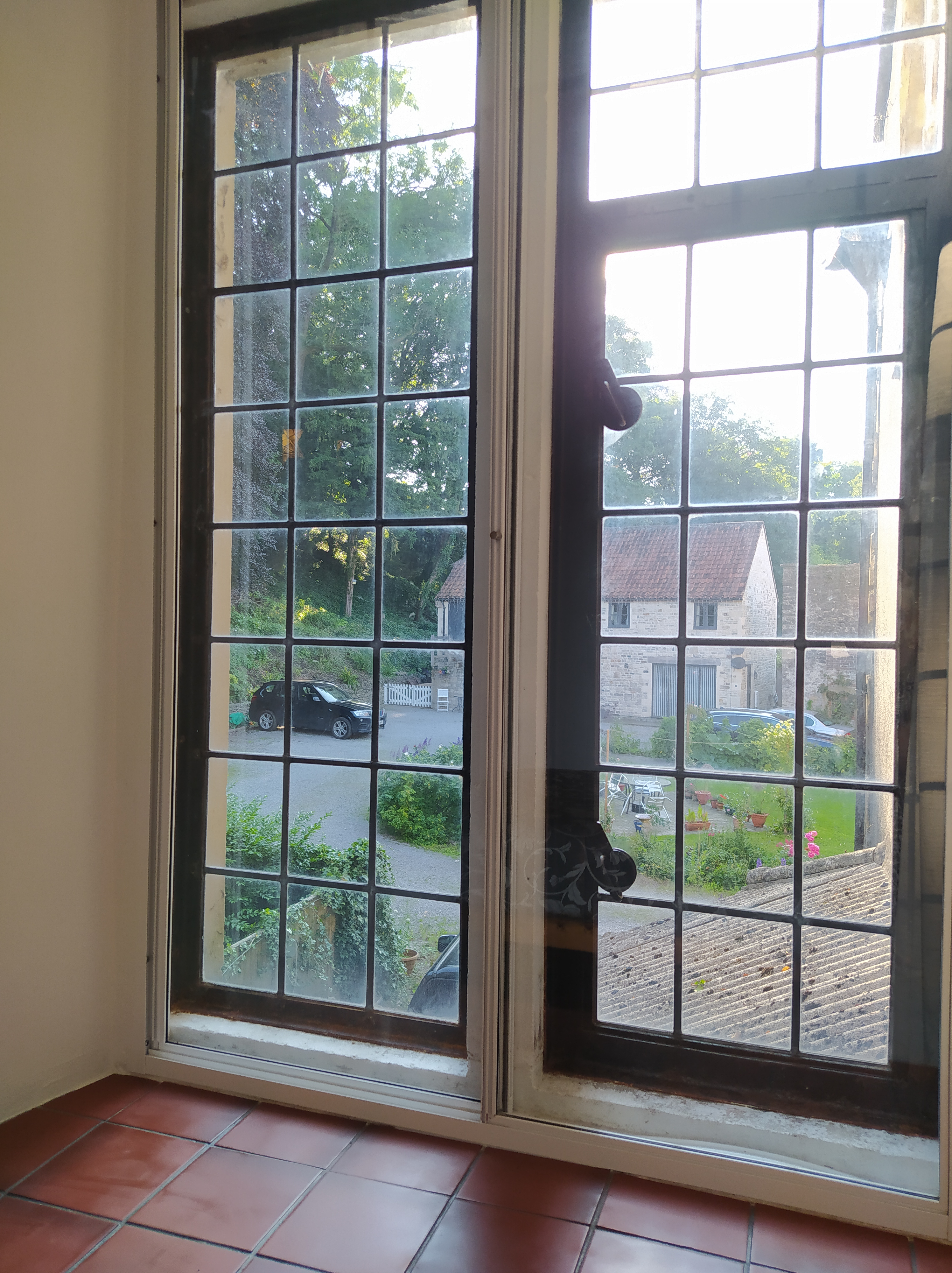 Old Masonic Lodge view