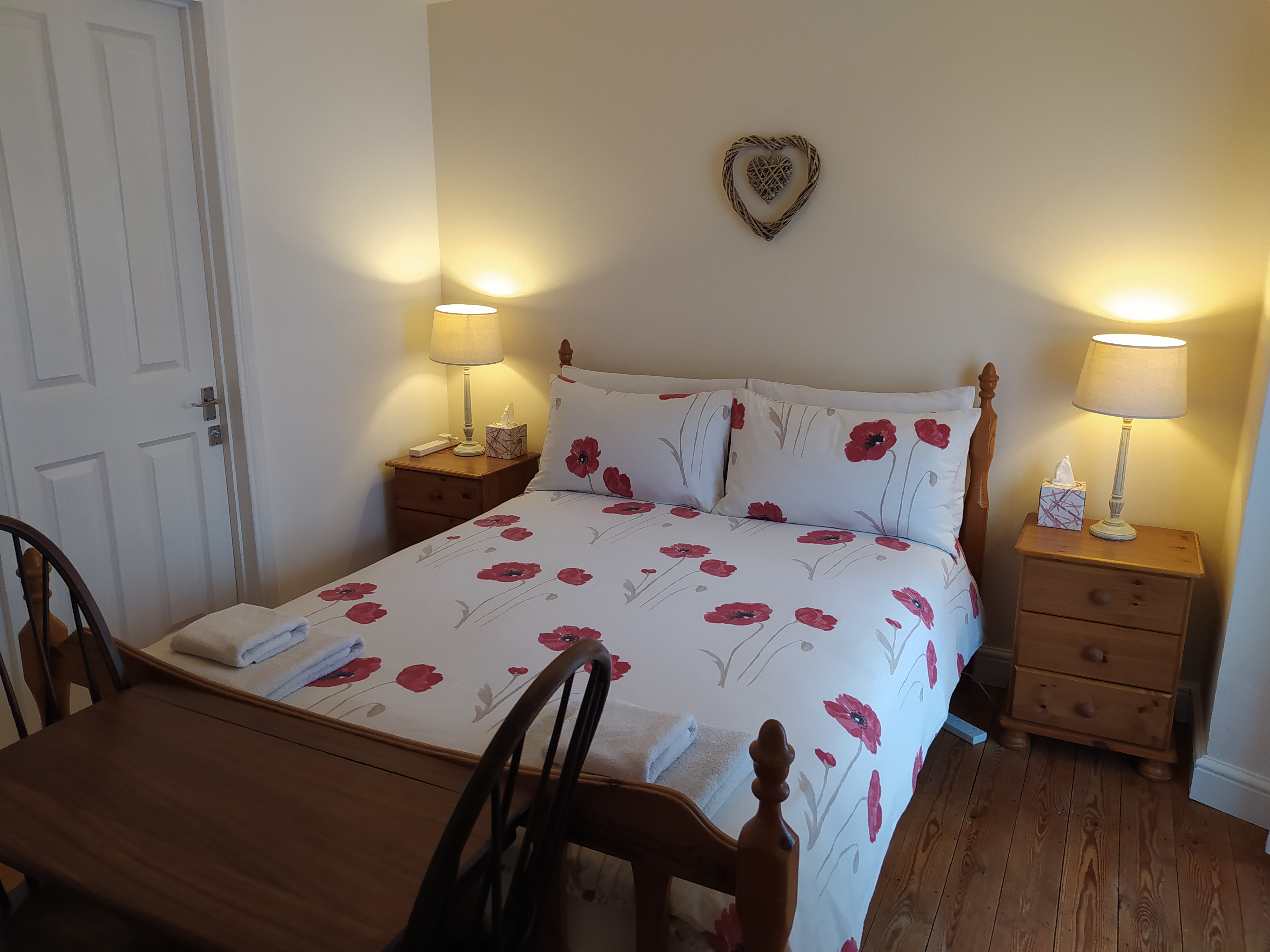 Bed and breakfast in the West Country
